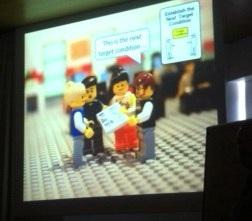 Kata Lego slide