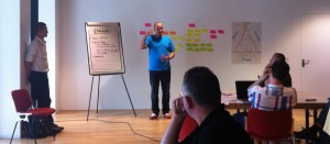 Photo of Kanban Leaders Retreat session